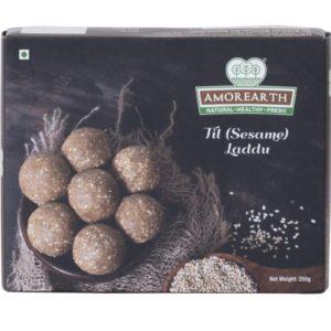 Til Sesame Gur Laddu Naturally Sweetened 250 grams by TBOF