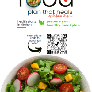 Healthy Meal Plans by Sujata of WholesomeTales eBook